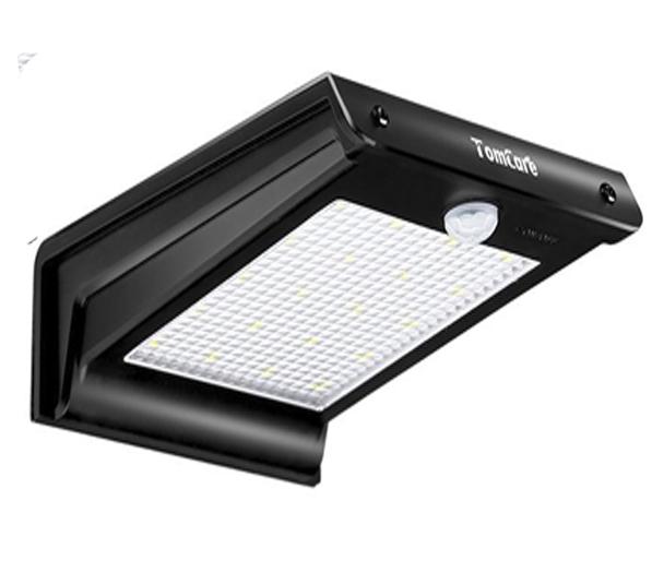 Lampara 20 Led solar exterior con sensor